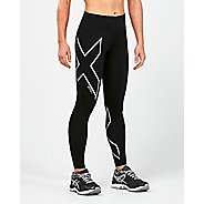 Womens 2XU Heat Mid-Rise Compression Tights