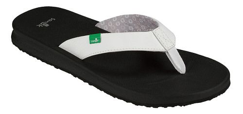 Womens Sanuk Yoga Mat Wander Casual Shoe - White 7