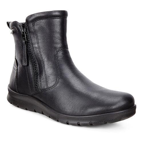 Womens Ecco Babett GTX Bootie Casual Shoe - Black 36