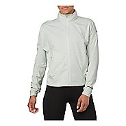 Womens ASICS Accelerate Running Jackets - Sprout Green S