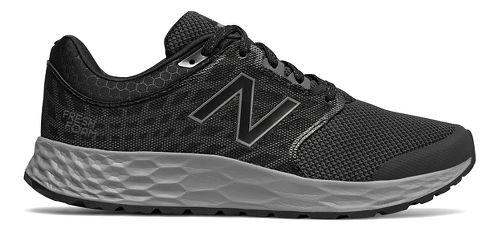 Mens New Balance 1165v1 Walking Shoe - Black/Silver/White 8.5