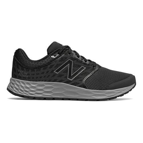 Mens New Balance 1165v1 Walking Shoe - Black/Silver/White 9.5