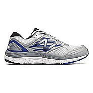 Mens New Balance 1340v3 Running Shoe - White/Blue 8.5