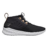 Mens New Balance Cypher Run Knit Running Shoe - Black/Veg 11.5