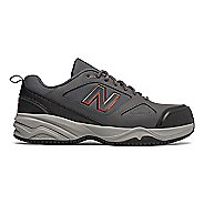 Mens New Balance 627v2 Walking Shoe - Grey/Orange 9.5