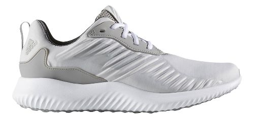 Mens adidas Alphabounce RC Running Shoe - Multi Grey 10.5