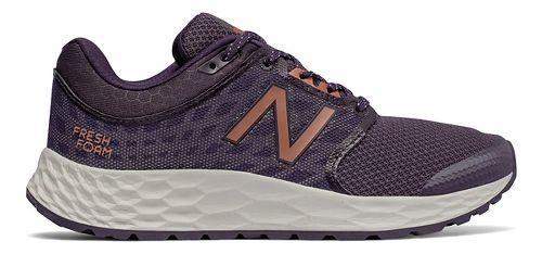 Womens New Balance 1165v1 Walking Shoe - Elderberry/Copper 10.5