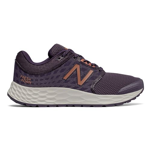 Womens New Balance 1165v1 Walking Shoe - Elderberry/Copper 5