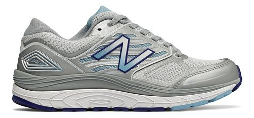 Womens New Balance 1340v3 Running Shoe - White/Clear Sky 6.5