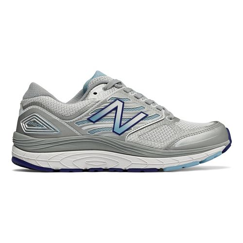 Womens New Balance 1340v3 Running Shoe - White/Clear Sky 10