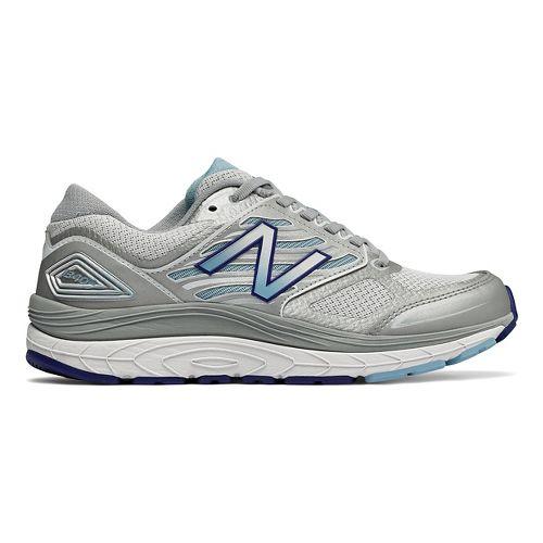 Womens New Balance 1340v3 Running Shoe - White/Clear Sky 6.5
