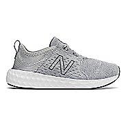Kids New Balance Fresh Foam Cruz v1 Running Shoe - Silver/Outerspace 2Y