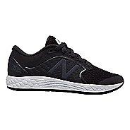 Kids New Balance Fresh Foam Zante v4 Running Shoe - Black/White 12C
