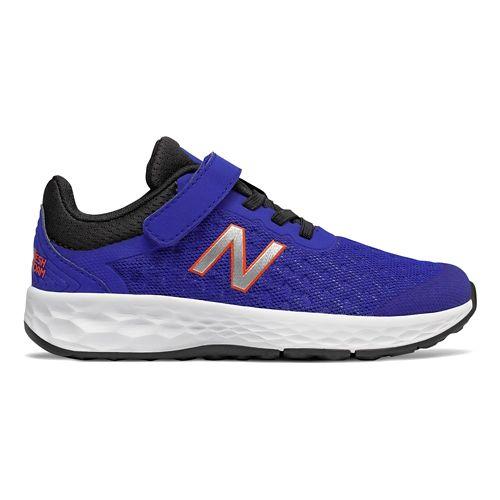 Kids New Balance Kaymin v1 Running Shoe - Pacific/Black 6C
