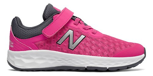 Kids New Balance Kaymin v1 Running Shoe - Pacific/Black 10C
