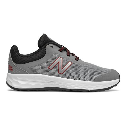 Kids New Balance Kaymin v1 Running Shoe - Steel/Black 2Y