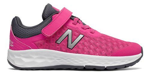 Kids New Balance Kaymin v1 Running Shoe - Steel/Black 4Y