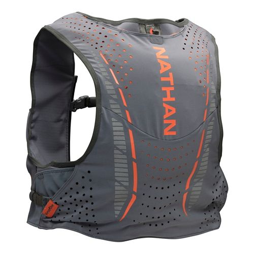 Mens Nathan VaporKrar-4L Race Vest Hydration - Steel Grey L
