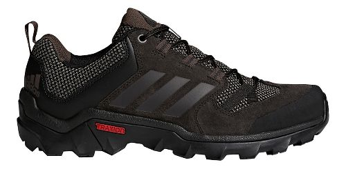 Mens adidas Caprock Hiking Shoe - Brown/Black 11.5