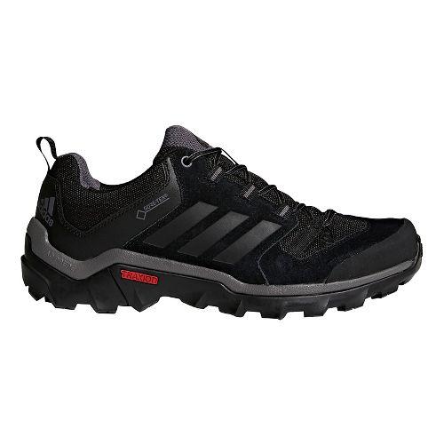 Mens adidas Caprock GTX Hiking Shoe - Granite/Black 6
