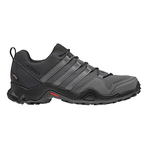 Mens adidas Terrex AX2R GTX Hiking Shoe - Carbon/Grey 10.5