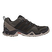Mens adidas Terrex AX2R GTX Hiking Shoe - Brown/Black 10
