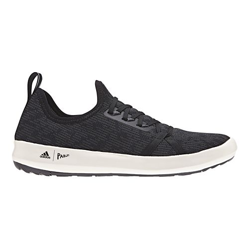 Mens adidas Terrex CC Boat Parley Casual Shoe - Black/Carbon/White 12