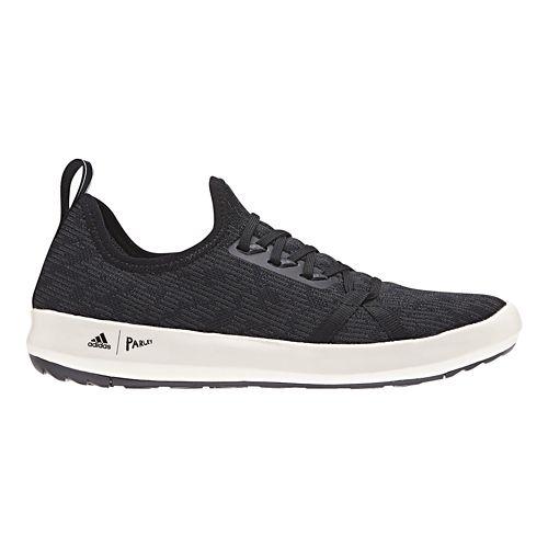 Mens adidas Terrex CC Boat Parley Casual Shoe - Black/Carbon/White 13