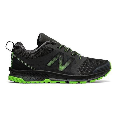 Kids New Balance FuelCore Nitrel Running Shoe - Grey/Black 11C