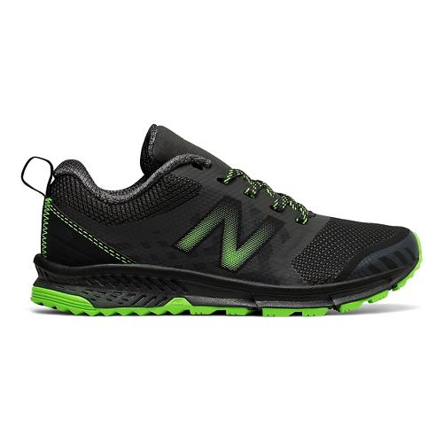 Kids New Balance FuelCore Nitrel Running Shoe - Grey/Black 12.5C