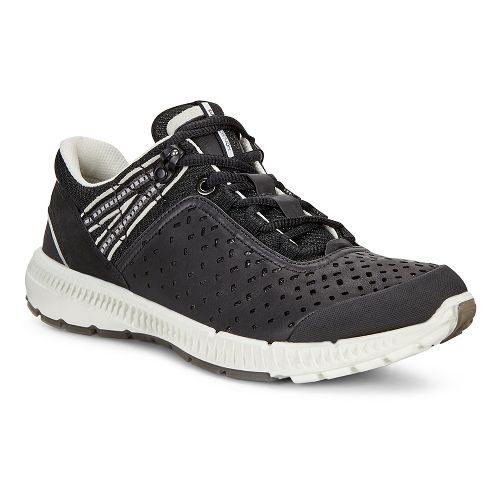 Womens Ecco Intrinsic TR Walk Casual Shoe - Black 38