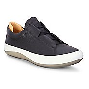 Womens Ecco Kinhin Low Casual Shoe - Black/Veg Tan 40