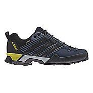 Mens adidas Terrex Scope GTX Hiking Shoe - Blue/Black/Yellow 11.5