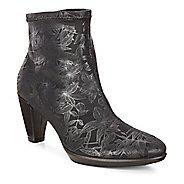 Womens Ecco Shape 55 Plateau Ankle Casual Shoe