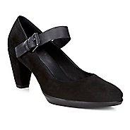 Womens Ecco Shape 55 Buckle Mary Jane Casual Shoe