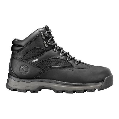Mens Timberland Chocoura Trail 2 Mid Hiking Shoe - Black Full Grain 12