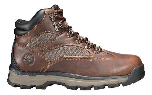 Mens Timberland Chocoura Trail 2 Mid Hiking Shoe - Medium Brown 10