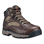 Mens Timberland Chocoura Trail 2 Mid Hiking Shoe - Brown Full Grain 11