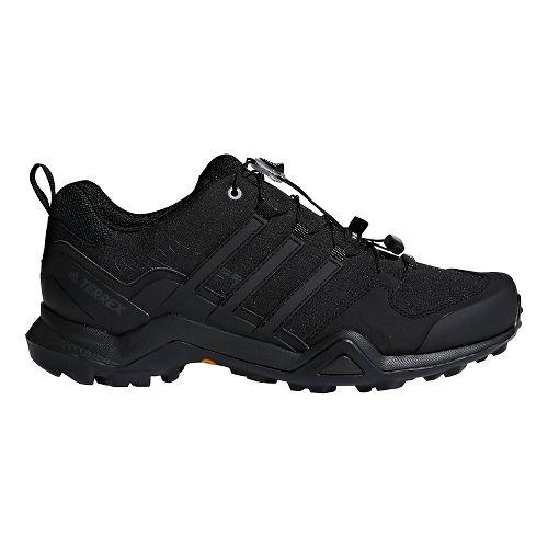Mens adidas Terrex Swift R2 Hiking Shoe - Black/Black 7
