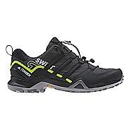 Mens adidas Terrex Swift R2 Hiking Shoe - Carbon/Black/Grey 7