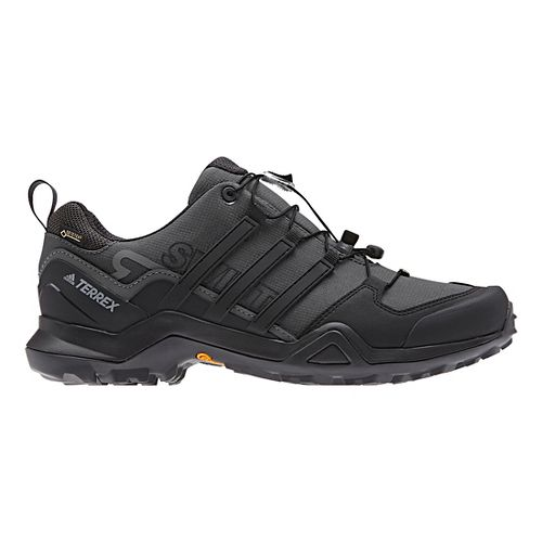 Mens adidas Terrex Swift R2 GTX Hiking Shoe - Grey/Black 8.5