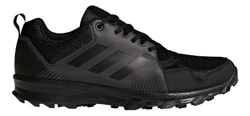 Mens adidas Terrex Tracerocker Trail Running Shoe - Black 9.5