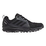 Mens adidas Terrex Tracerocker GTX Trail Running Shoe - Black/Carbon 12