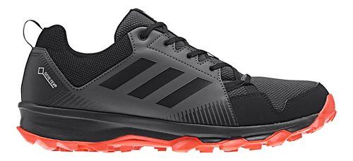 Mens adidas Terrex Tracerocker GTX Trail Running Shoe - Navy/Grey 9.5