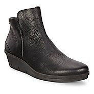 Womens Ecco Skyler Wedge Bootie Casual Shoe