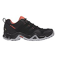 Womens adidas Terrex AX2R GTX Hiking Shoe - Black/Scarlet 8.5