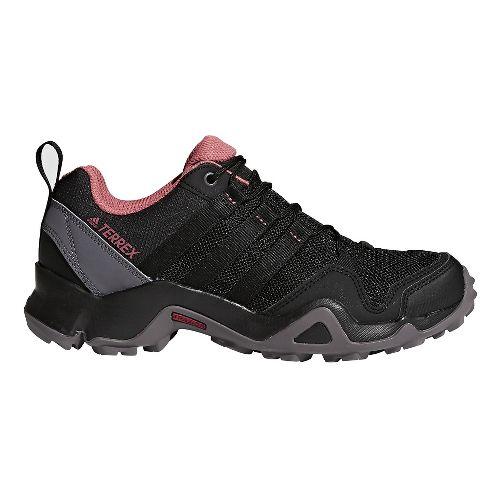 Womens adidas Terrex AX2R Hiking Shoe - Black/Pink 10