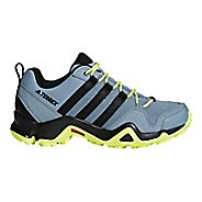 Womens adidas Terrex AX2R Hiking Shoe - Grey/Black/Yellow 9.5