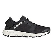 Womens adidas Terrex CC Voyager Sleek Trail Running Shoe - Black/White 8.5