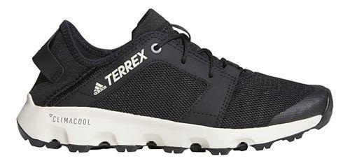 Womens adidas Terrex CC Voyager Sleek Trail Running Shoe - Black/White 12
